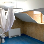 Bathroom from our new luxury rooms